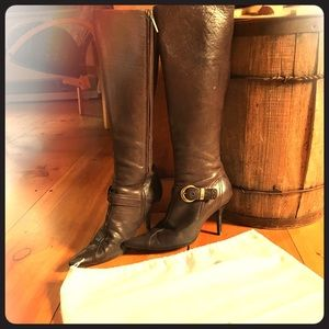 Authentic Christian Dior Boots from Paris